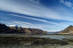Barisdale Bay (Masa Sakano) Tags: walking scotland scenery highland knoydart lochhourn polarisingfilter barisdale