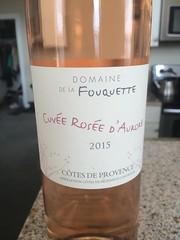 Domaine de la Fouquette! (htomren) Tags: bottle wine phonepics ros