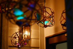 3 (Yorozuna / ) Tags: light color silhouette festival japan night origami colorful nightscape hiroshima nightview   takehara            origamicrane             bamboowork      groupsoftraditionalbuildings   importantpreservationdistrictofhistoricbuildings pentaxautotakumar55mmf18 syoukeinomichi