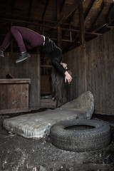 Levitate (jrountree333) Tags: old girl nikon shed float levitate