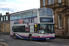 First Scotland East 32898 V898HLH (Will Swain) Tags: county uk travel bus london buses march scotland town britain country north transport central 4th scottish first east vehicles vehicle falkirk stirlingshire 2016 32898 v898hlh