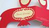 DSCF5045 (Elsita (Elsa Mora)) Tags: christmas paperart card redandwhite papercraft holidaycard papercutout elsita papercutting elsamora