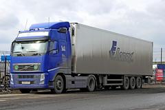Volvo FH.400   004  96 (RUS) (zauralec) Tags: street volvo 1st transport may company 004 96 rus kurgan  fh400 lorriy