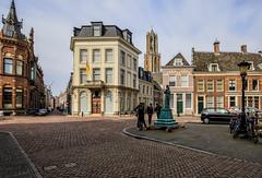 Utrecht, Nieuwe Gracht (SkyBlue Photography Pro) Tags: panorama netherlands utrecht domtoren dom nederland nl gracht nieuwe pausdam