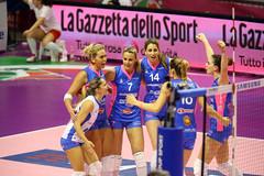 NORDMECCANICA PIACENZA - FOPPAPEDRETTI BERGAMO (Legavolleyfemminile) Tags: italy italia volleyball a1 finale bergamo piacenza volley ravenna pallavolo 2016 2015 coppa femminile