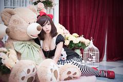 P76_006 (ms09Dom) Tags: cosplay コスプレ 五木あきら itsukiakira ブラックアリス studioazure