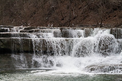 Chaotic (juliafrenchfrey) Tags: statepark park ny newyork nature water waterfall woods parks waterfalls gorge ithaca 315 fingerlakes taughannock taughannockfalls ithacany tompkinscounty taughannockstatepark fingerlakesregion taughannockfallsstatepark newyorkstatepark