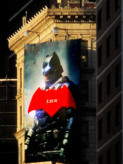 Batman V Superman Poster Billboard 8444 (Brechtbug) Tags: street new york city nyc blue red man st work dark comics painting movie poster square for book march dc paint theater comic near steel character alien bat working broadway battle s superman billboard advertisement adventure v armor hero posters superhero batman billboards knight worker shield times insignia 42nd krypton 2016 batsuit 04252016