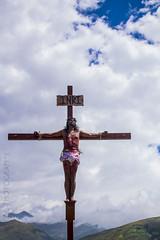 Muerte de Jess (Juan Gabriel Escobedo Robles) Tags: god muerte corona rey inri semanasanta dios calvario jesucristo pasiondecristo