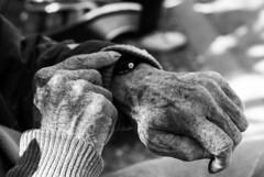 IlGiovediDiDomenico_17 (Naraphotos) Tags: portrait bar hands hand tram oldman mani mano spaghetti autobus ritratto caff reportage domenico sigarette panchina trattoria solitudine rotaie anziano amatriciana stampella gioved tranquilli