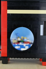 Setup: Tim und Struppi - Kohle an Bord (shortbricks) Tags: comic lego bricks cover short captain setup tintin tribute hommage haddock volume carlsen herge herg kapitn klap timundstruppi lesaventuresdetintin band18 shortbricks kohleanbord coleenstock