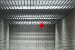 (Antonio Gutirrez Pereira) Tags: rojo concept conceptual minimalismo globo espacio antoniogutierrezfotografia dinamocoworking