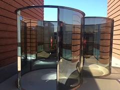 Dan Graham (rocor) Tags: sanfrancisco museum sfmoma dangraham doublecylinder stevesilverterrace