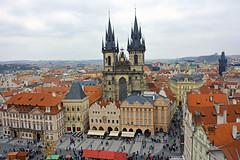 Prague,  Czech Republic (cpcmollet) Tags: city urban tower beauty architecture arquitectura nikon europa europe republic view prague awesome prag praha praga vista bohemia repblica checa ceska