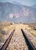 End of the track (Nadine Swart) Tags: travel holiday train southafrica tracks roadtrip calitzdorp nadineswart