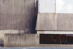 Concrete blues (Nick Barkworth) Tags: urban concrete blackpool nikkor35mm nikond90