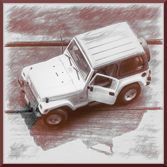 Jeep_8895d (bjarne.winkler) Tags: old columbus america start found us is photo jeep north first before safari explore 600 when ready getting they years did vikings shores landed the terrorist