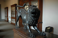 Chimera of Arezzo c. 400bc. National Archaeological Museum of Florence, Italy (Mariannera) Tags: sculpture florence chimera arezzo archeaologicalmuseum