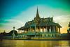 Royal Palace - Phnom Penh - Cambodia (Sébastien Pagliardini) Tags: world contrast photography asia cambodge cambodia king photographie kep d royal palace du class queen siem reap palais asie moment angkor wat hdr province phnom penh kampot royaume reab norodom sianouk