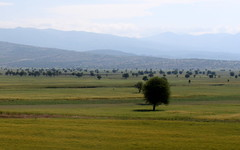 turkish landscape (2) (kexi) Tags: mountains canon turkey landscape may sunny fields layers paysage turkish 2015 instantfave
