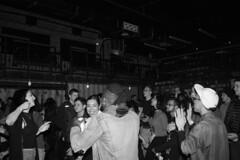 Rough Trade new york city (mauveundertones) Tags: new york nyc newyorkcity travel people blackandwhite newyork 35mm photo candid concerts rough dslr trade dmv manhatten candidphotography photograghy roughtrade dmvartist