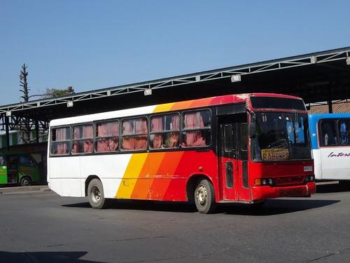 Marcopolo Torino // Mercedes-Benz OHL-1320 // Buses Cifuentes - a ...
