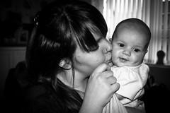 kisses (pamelaadam) Tags: bw digital spring jessica leicester fotolog josie april 2016 thebiggestgroup engerlandshire godbrat greatgodchild
