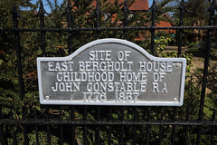 East Bergholt, site of Constable home (AnthonyR2010) Tags: suffolk artist painter constable eastbergholt johnconstable