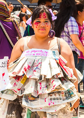 Nos ensean a obedecer. (Yamileth Ruiz Avia) Tags: woman mxico mujer women mexicocity df abril 24 mujeres marcha feminists feministas 2016 24a ciudaddemxico feminista marchafeminista vivasnosqueremos