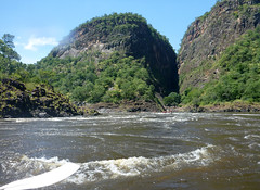 White water rafting the Zambezi River (little_duckie) Tags: africa rafting zimbabwe whitewaterrafting zambezi zambeziriver