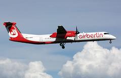 D-ABQH - Copenhagen Kastrup (CPH) 24.04.2016 (Jakob_DK) Tags: cph 2016 ekch stmagleby dhc8q402 dehavilland dhc dhc8 dhc8q400 q400 dash8 bombardier lgw luftfahrtgesellschaftwalter ber airberlin airberlinregional