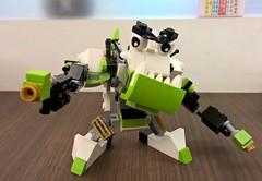mixeld08 (chubbybots) Tags: lego mech moc mixels