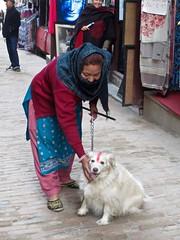 Bhaktapur, Nepal (Sharon and Peter Komidar) Tags: nepal candid peoplewatching bhaktapur