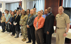 VRC-Group photo (benelux_pao) Tags: brussels star three you lounge ceremony thank volunteering volunteer admiral recognition usarmy dgm usag usarmygarrisonbenelux