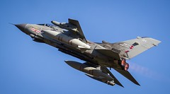 TORNADO ZA607 (deltic17) Tags: fighter power jet bomber tornado raf squadron afterburner gr4 rafconingsby 41sqn za607