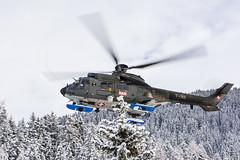DSC_8785.jpg (Smi_Madani) Tags: snow switzerland sigma helicopter davos puma 1770 sar hubschrauber flir superpuma helikopter graubnden sigma1770 swissairforce d7100 t311