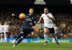 Valencia - Real Madrid (mjsegoviafoto) Tags: valencia mestalla realmadrid sergioramos ligaespanola ligabbva jornada18 pacoalcacer