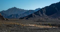 Lunar landscape in Oman, Hajar Mountains (Peraion) Tags: rocks asia middleeast oman barren valleys arabianpeninsula