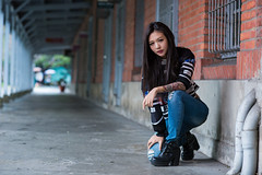 DSC_3932 (Robin Huang 35) Tags: emily ntu 台灣大學 台大校園 君君 陳怡君