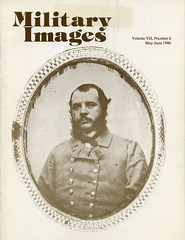 Military Images magazine cover, May/June 1986 (militaryimages) Tags: history infantry mi america magazine soldier photography rebel us marine uniform photographer unitedstates military union navy archive confederate worldwari civilwar american weapon tintype ambrotype artillery stereoview cartedevisite sailor ruby veteran roach daguerreotype yankee cavalry neville spanishamericanwar albumen mexicanwar coddington backissue citizensoldier indianwar heavyartillery matcher findingaid militaryimages hardplate