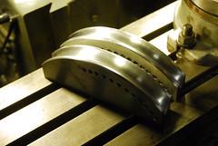 Two Down... (44 Bikes) Tags: titanium tool 44bikes bendingdie