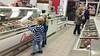 Getting Ice Cream At Carvel (Joe Shlabotnik) Tags: cameraphone violet longisland sue carvel everett bridgehampton 2015 proudparents october2015 galaxys5