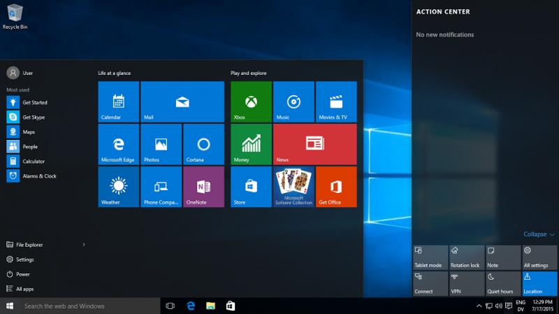 តើយើងគួរតម្លើង Windows 10 នៅលើកុំព្យូទ័រស៊េរីចាស់ៗឬទេ?