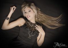 YOC_2656 (Fher_Garza) Tags: woman black fashion dark studio mujer model nikon dress photoshoot style modelo indoors blonde photostudio casual lightning nightdress studioshots nikond7000