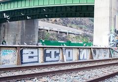 Zion (TheHarshTruthOfTheCameraEye) Tags: graffiti zion losangelesgraffiti