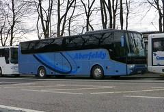 SP64 LYN (Cammies Transport Photography) Tags: road england bus scotland coach edinburgh rugby v motor van lyn services aberfeldy specials corstorphine hool sp64 alicron sp64lyn