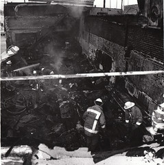 Cugees Fire January 28, 1981