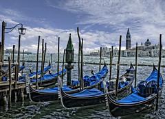Venedig (uschmidt2283) Tags: italien licht wasser gondola venedig