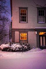 (caroline.angelo) Tags: winter snow weather washingtondc blizzard capitolhill 2016 snowzilla