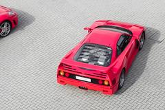 Effe40 (Ste Bozzy) Tags: italy art car club italian italia view ultimate meeting ferrari legendary event exotic legend supercar springboks f40 2015 ferrarif40 scuderiaferrari 19bozzy92 springboksclub